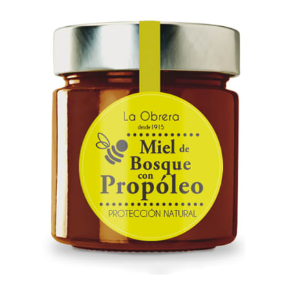 Forest Honey with Natural Propolis