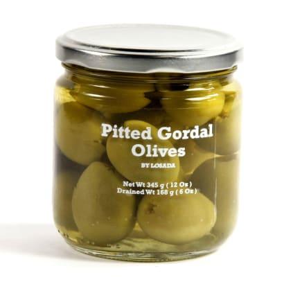 Jumbo Gordal Olives - Pitless