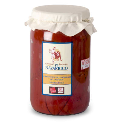 Piquillo Peppers - Extra Large Jar