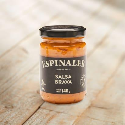 Salsa Brava Spicy Sauce by Espinaler