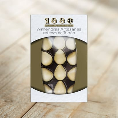 Almendras Rellenas Almond Delights by 1880