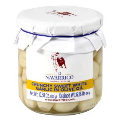 Crunchy Sweet White Garlic