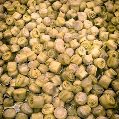 Organic Artichoke Hearts by Monjardin