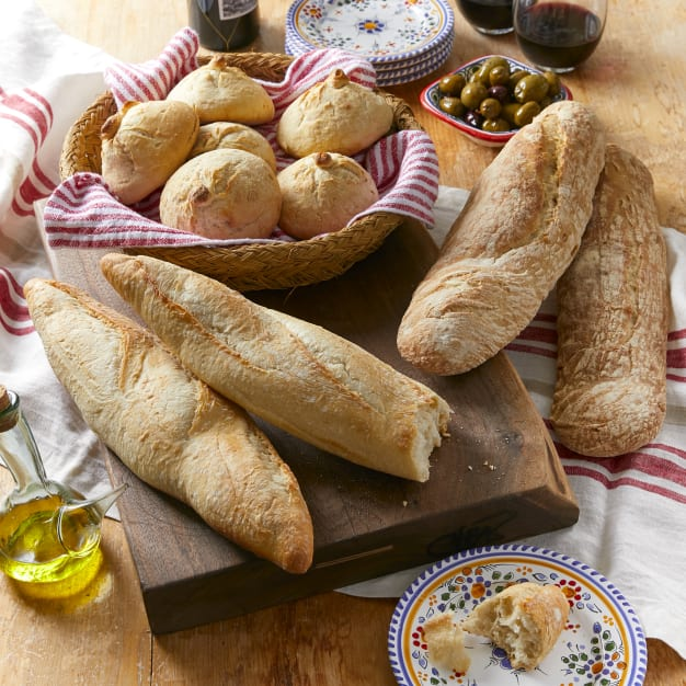 Image for Rustic Galician Bread Sampler
