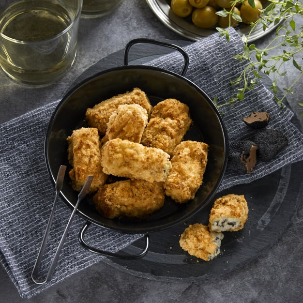 Image for 2 Packages of Black Truffle Croquetas by Senén