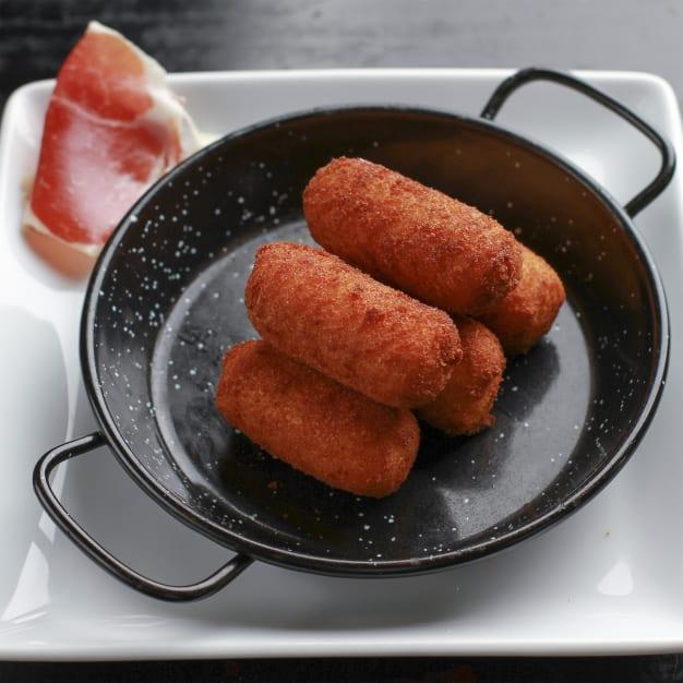 Image for Serrano Ham Croquetas by La Croquetina