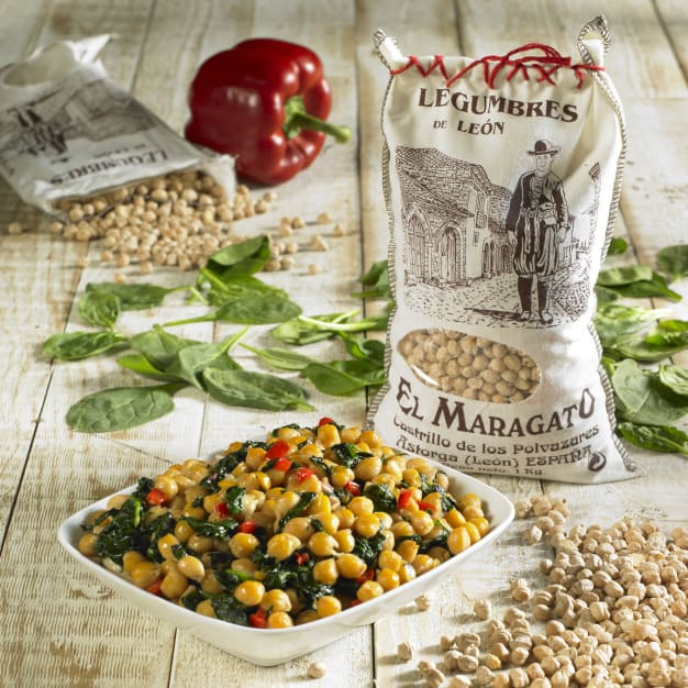 Image for 2 Packages of Premium Garbanzo Beans