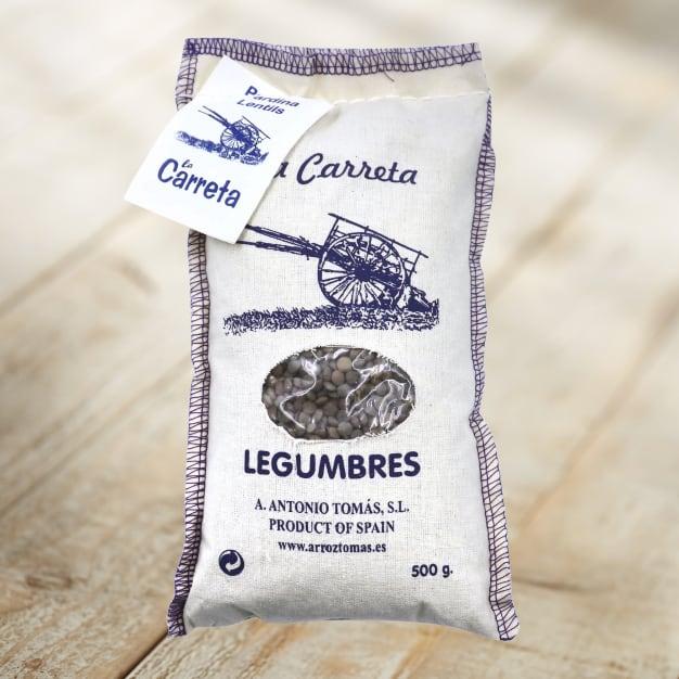 Image for Premium Pardinas Lentils by La Carreta
