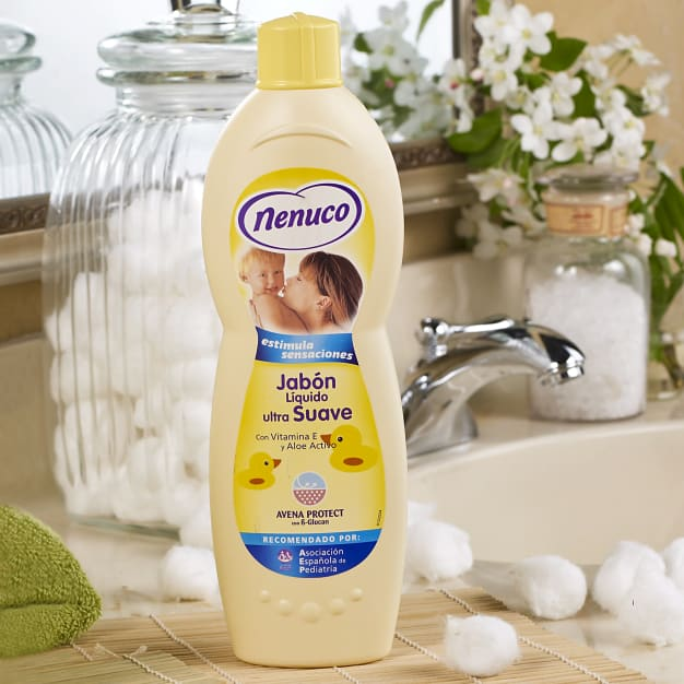 Image for 2 Bottles of Nenuco Liquid Soap/Shower Gel