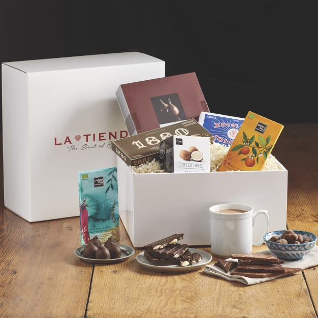 Image for Chocolates of Spain Gift Box