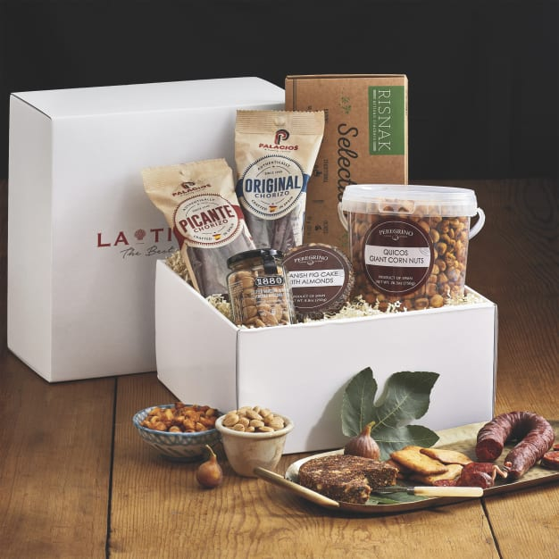 Image for Spanish Snacking Gift Box