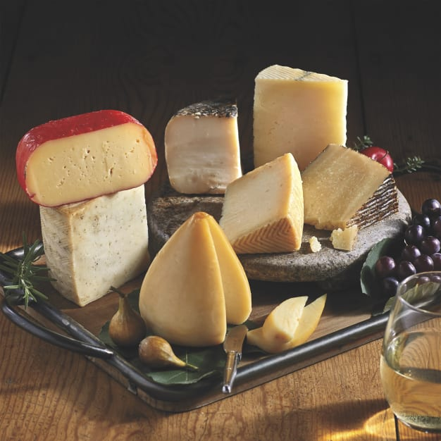 Image for Connoisseur's Cheese Collection