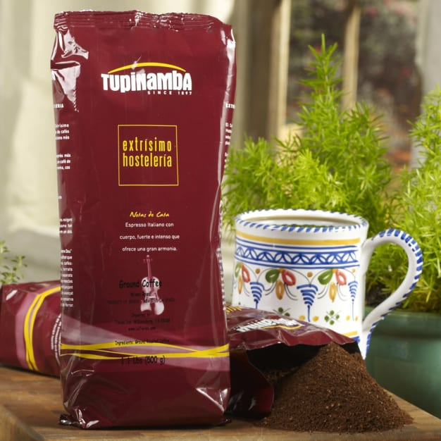Image for Ground Mixed Torrefacto Coffee by Tupinamba