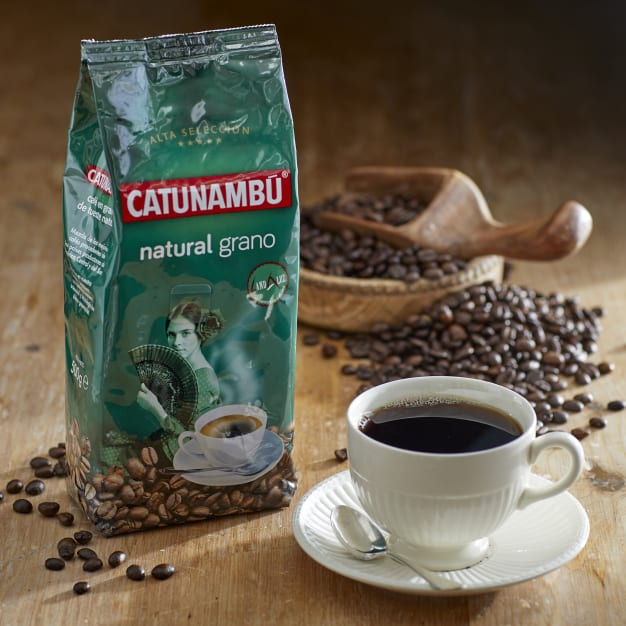 Image for Whole Bean 100% Natural Roast Coffee by Catunambu