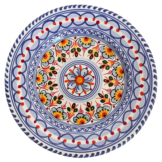 Image for Salad / Lunch Plate - 9.5 Inches