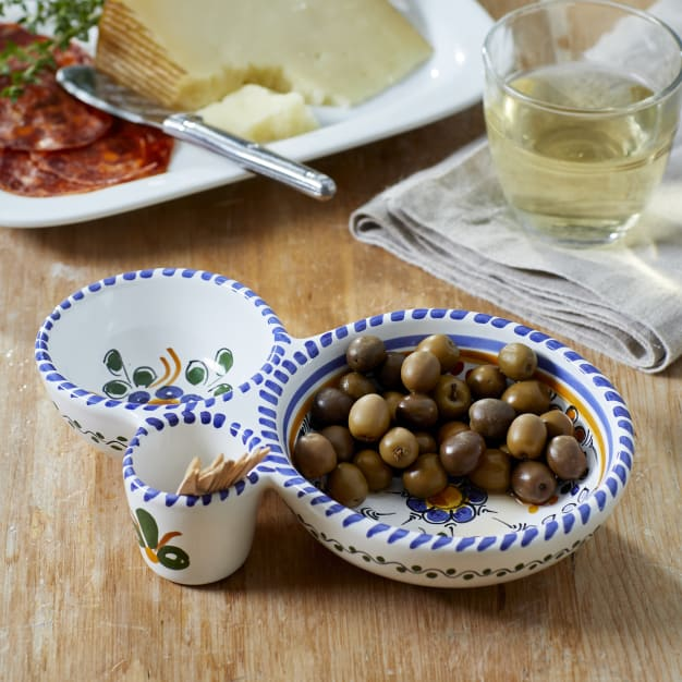 Image for Olive Serving Dish