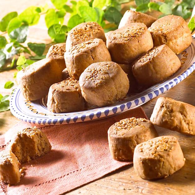 Image for Mantecados Christmas Cookies by Aromas de Medina