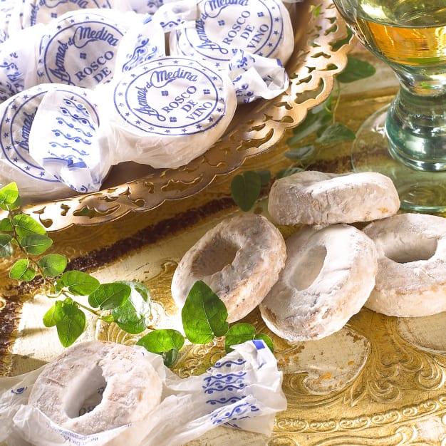 Image for Roscos de Vino Cookies by Aromas de Medina
