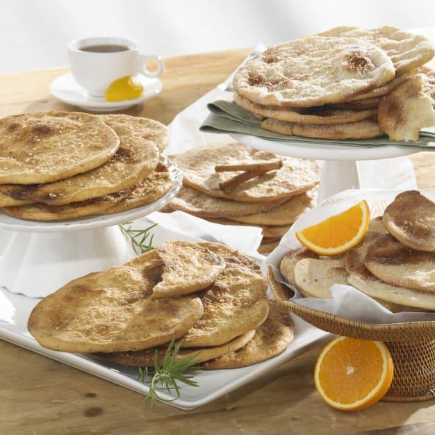 Image for Sweet and Savory Spanish Tortas