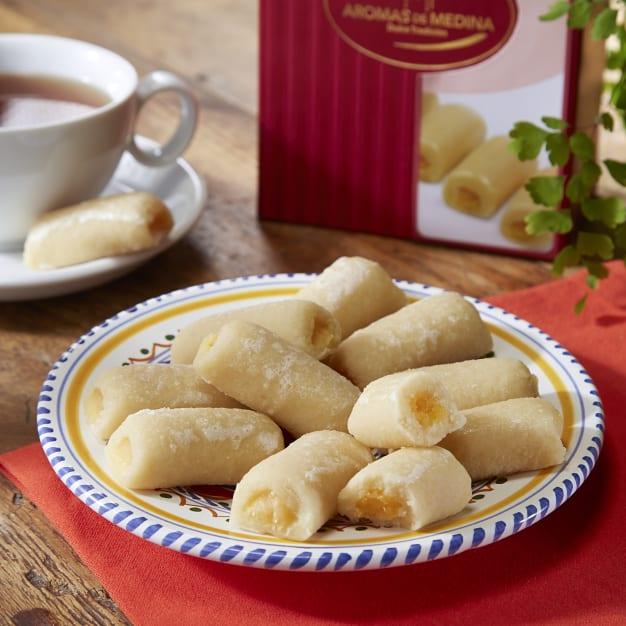 Image for Huesos de Santo Cookies by Aromas de Medina