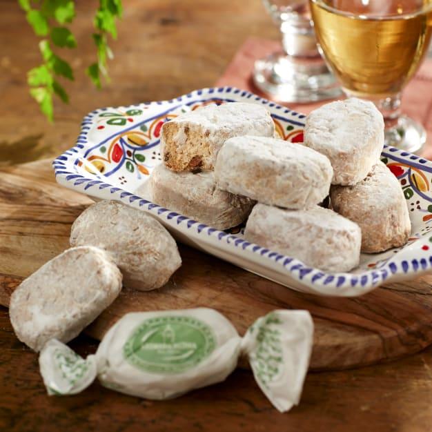 Image for Polvorones Christmas Cookies by Aromas de Medina