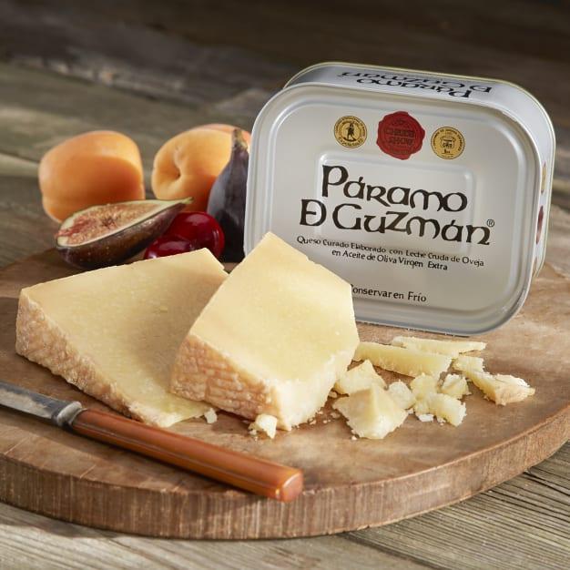 Image for Páramo de Guzmán Aged Cheese - 8.8 Ounces