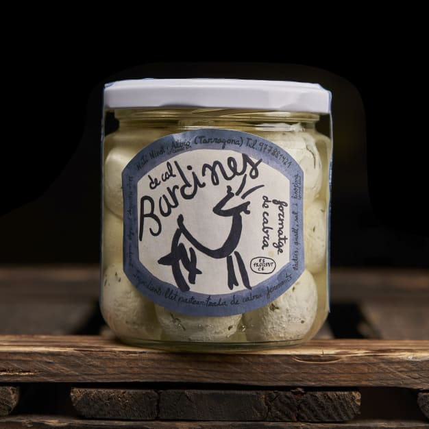 Image for Goat Cheese Buttons in Sunflower Oil - 7 Ounces