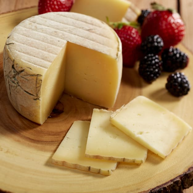 Image for Ibores Goat's Milk Cheese, D.O. - 2.2 Pounds