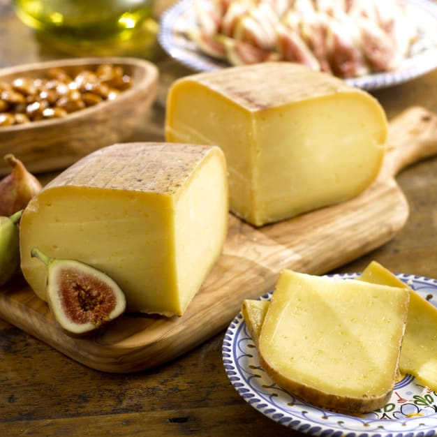 Image for Aged Mahón Cow's Milk Cheese, D.O. - 1.4 Pounds