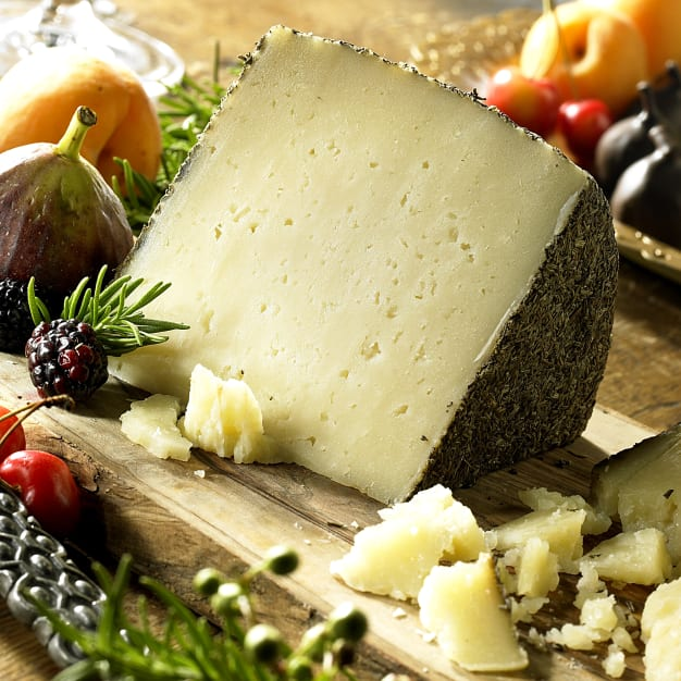 Image for Rosemary 'Manchego' Cheese - 1.1 Pounds