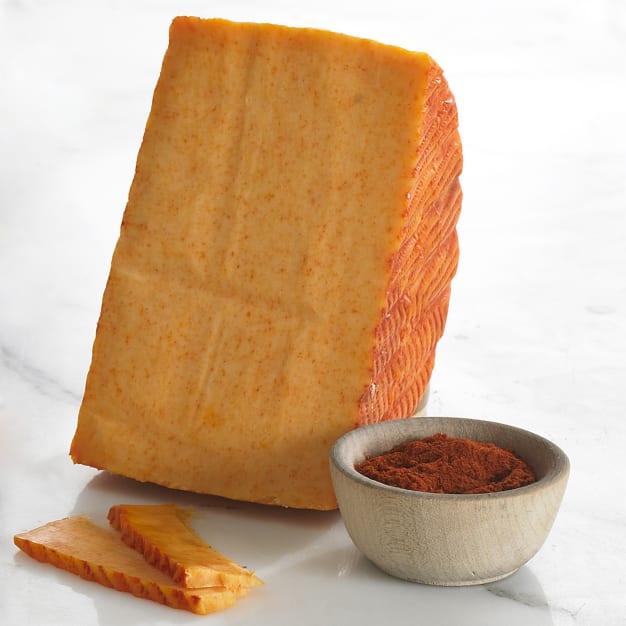 Image for Smoked Paprika Infused Cheese - 1.1 Pounds