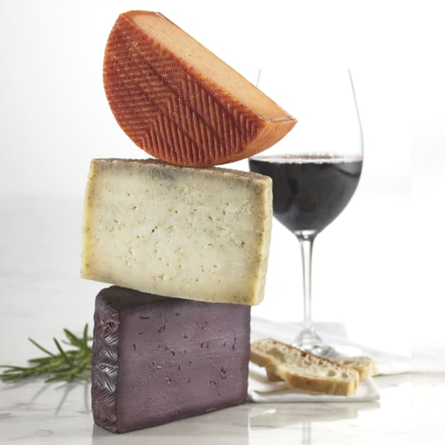 Image for Artisan Cheese Trio by Buenalba - 3.3 Pounds