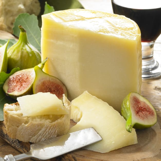 Image for Artisan Young Manchego Cheese - 1 Pound