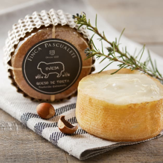 Image for Finca Pascualete Mini Torta Cheese - 5 Ounces