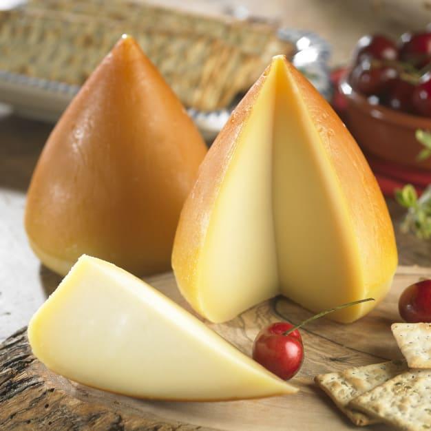 Image for San Simón Smoked Cow's Milk Cheese - 1.1 Pounds