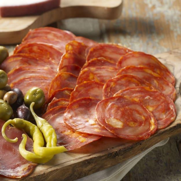 Image for Sliced Ibérico Chorizo by Palacios - All Natural