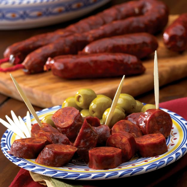 Image for 5 Packages of Palacios Mini Chorizos