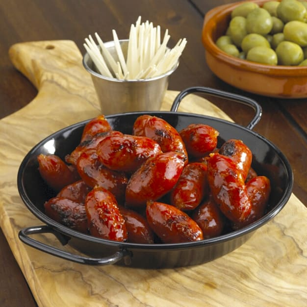 Image for Mini Cooking Chorizo Links by Peregrino
