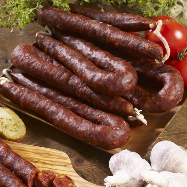 Image for 5 Packages of Palacios Mild Chorizo from Spain
