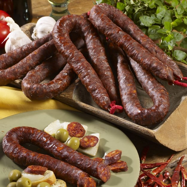 Image for 5 Packages of Palacios Hot Chorizo