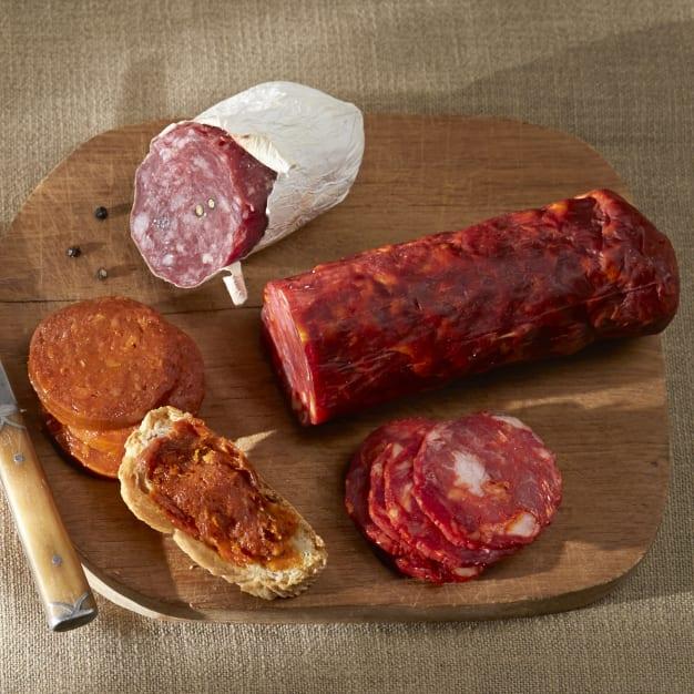 Image for Slicing Sampler of Spanish Sausages