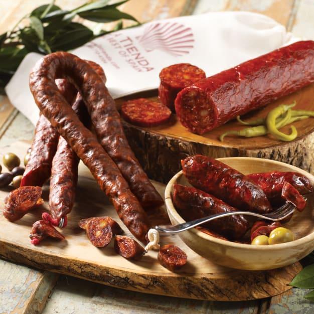 Image for Chorizo Sampler in Gift Bag