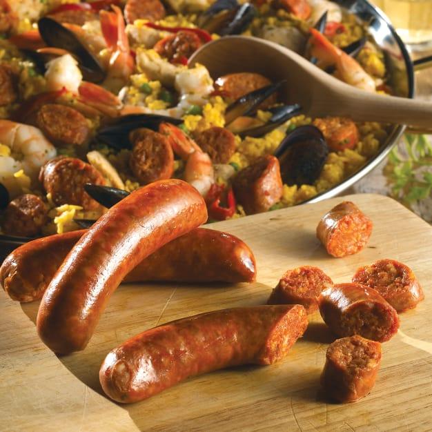 Image for Artisan Cooking Chorizo Sausage by Peregrino