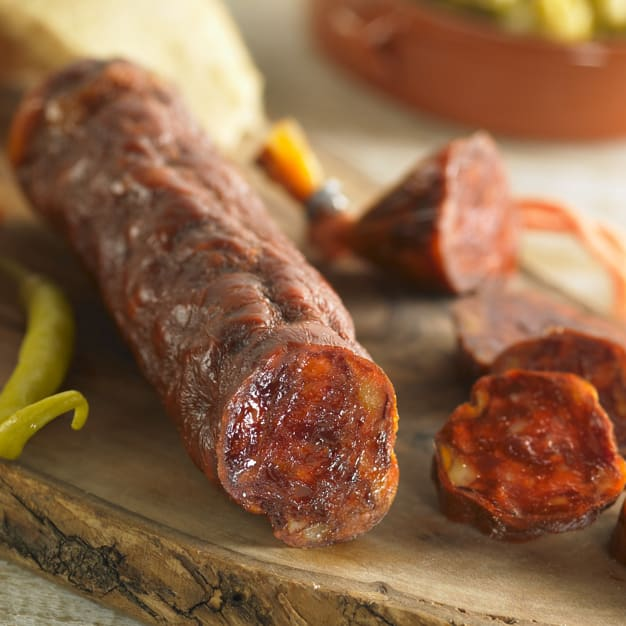 Image for 2 Packages of Palacios Slicing Chorizo from Spain - All Natural