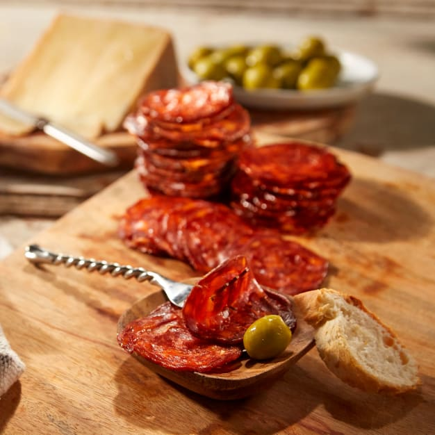 Image for Sliced Mild Palacios Chorizo from Spain