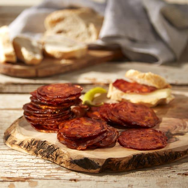 Image for Sliced Hot Palacios Chorizo from Spain