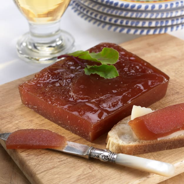 Image for Organic Artisan Membrillo (Quince Jelly) from Cal Valls