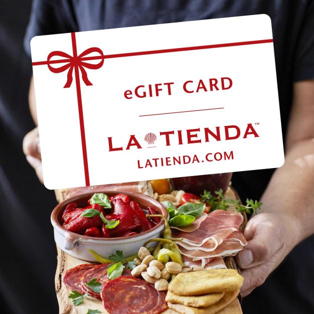 Image for eGift Card from La Tienda - $100