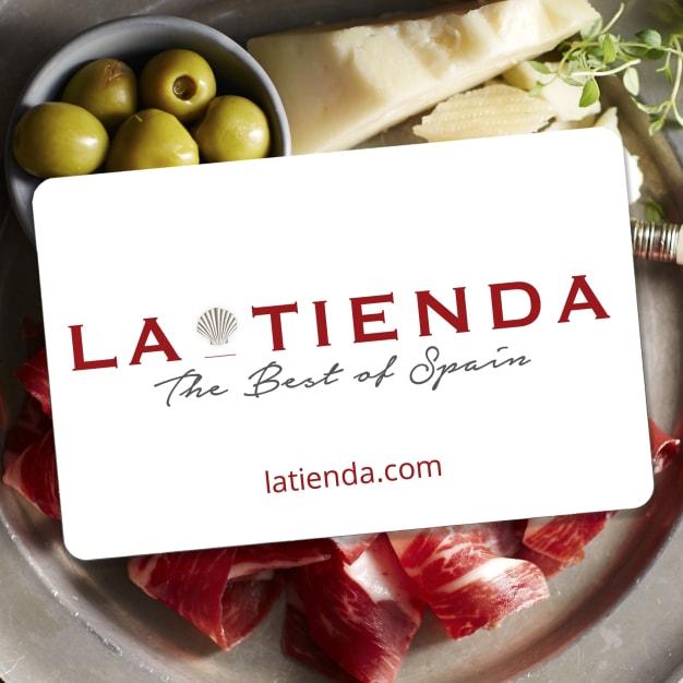 Image for La Tienda Gift Card - $25