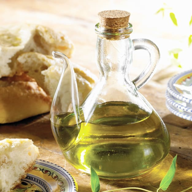 Image for Traditional Olive Oil Cruet